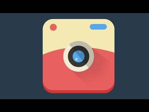 Icon Design #2 | icon design in photoshop cs6 | ui ux design tutorials photoshop