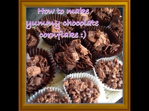 How to make Simple & easy chocolate cornflake