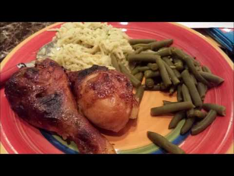 How to make Baked Chicken With Lawry's Jerk Marinade
