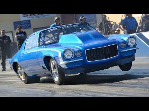 Outlaw 10.5W drag racing - APSA Pro Street