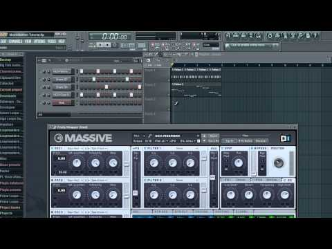 Moombahton Basics: MASSIVE Synth Lead Tutorial Pt 2
