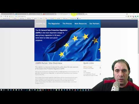 WP GDPR Fix and Cookie Law  GDPR Info explained