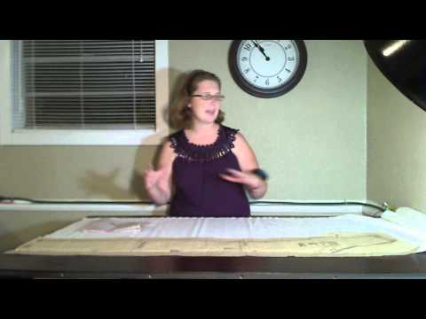 Complete Course for Beginners - Prepping Pattern & Cutting Fabric