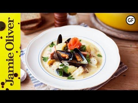 Irish Seafood Chowder | Donal Skehan
