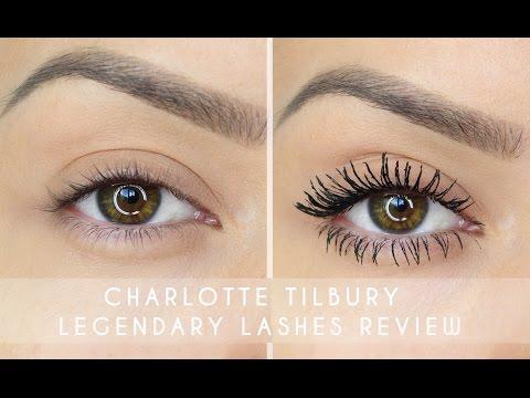 Charlotte Tilbury 'Legendary Lashes' Mascara Review | Shonagh Scott | ShowMe MakeUp