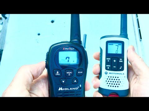What Are Walkie Talkie Privacy Codes?