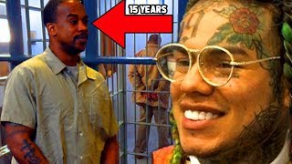 Shotti CRIED B4 Getting Sentenced to 15 Years in Feds! *Says 6ix9ine Ruined Families*