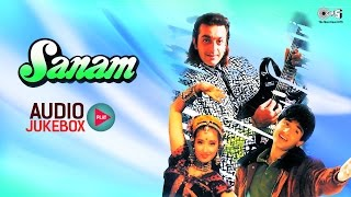 Sanam Audio Songs Jukebox | Sanjay Dutt, Manisha Koirala, Vivek Mushran, Anand-Milind