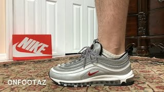 newest 5bb5f 8245c Cheap Nike WMNS Air Max 97 OG QS Silver Bullet 885691 001 outlet