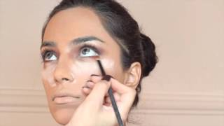 bridal makeup tutorial - (ميك اب عروس )