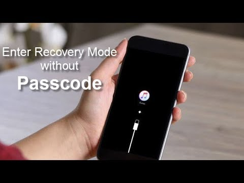 Enter iPhone 7 Recovery Mode without Passcode with ReiBoot. FREE!