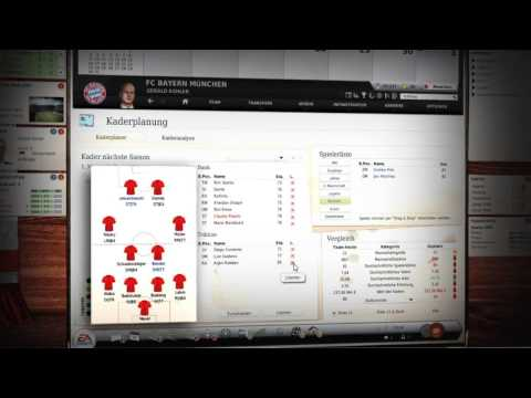 FIFA Manager 13 (трейлер)