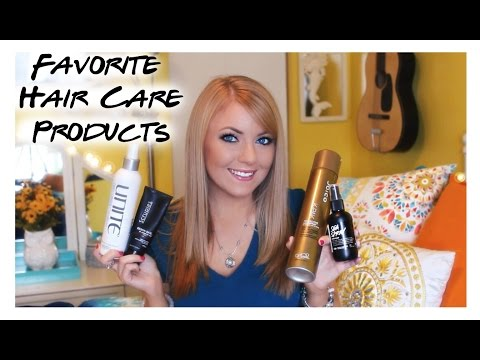 Favorite Hair Care Products!