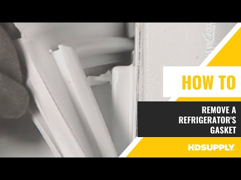GE Refrigerator- Gasket  - HD Supply Facilities Maintenance
