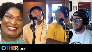 OTHERtone with Pharrell, Scott, and Fam-Lay - Stacey Abrams (Excerpt)