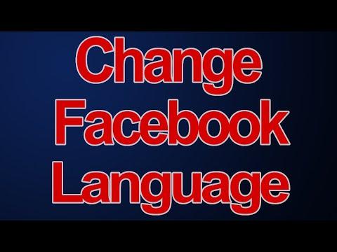 How to Change any Language on Facebook  | Make Language Setting | Facebook Tricks 2018