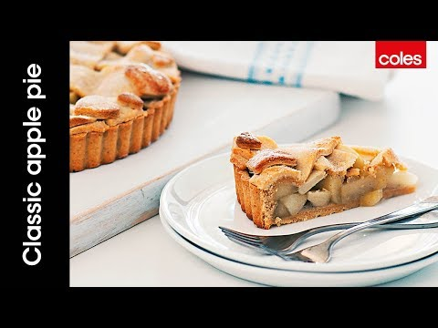 How to make a classic apple pie