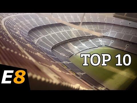10 World's Largest Football (Soccer) Stadiums