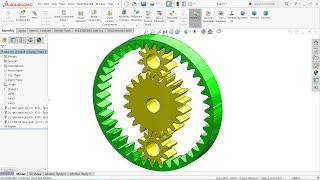 Solidworks tutorial | Design of Spur gear with Solidworks
