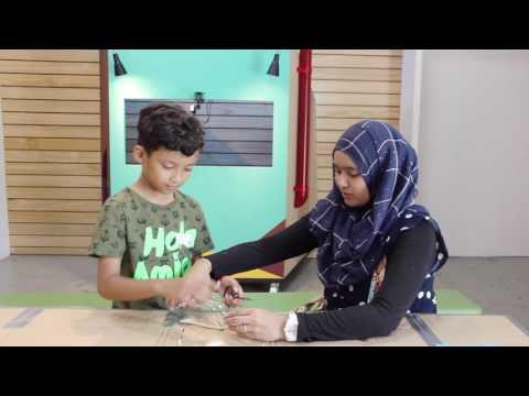 A World Full of Stories, Playeum's Children's Centre for Creativity