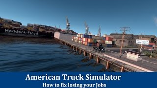How to Fix No Jobs in Euro Truck Simulator 2 Multiplayer