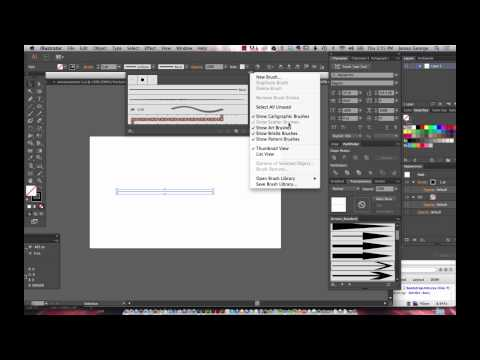 How to add arrows to line segments in Adobe Illustrator