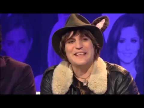 The Big Fat Quiz of the Noughties - Richard Ayoade and Noel Fielding 'Your Mum' Joke