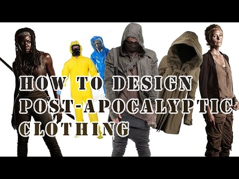 Tips: How to Design a Post-Apocalyptic Costume