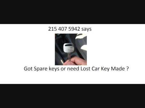 lost car key glenwood philadelphia pa