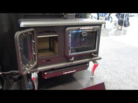 Obadiah's: J.A. Roby EPA Certified Cookstoves at the 2018 HPBA Expo