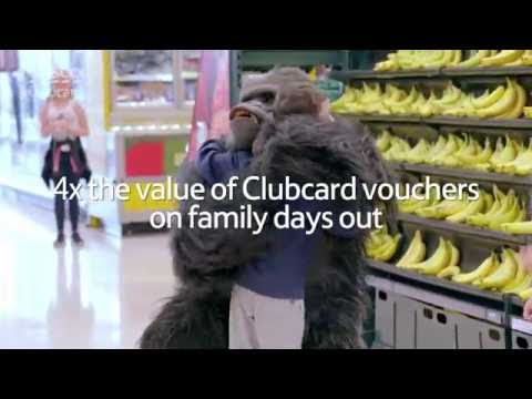 Clubcard Days Out | Surprises from Clubcard
