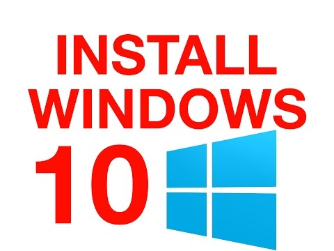 How to install Windows 10 from USB step by step