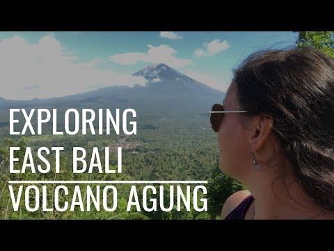 Exploring East Bali- Volcano Agung