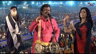 அந்தோணிதாசன் நாட்டுப்புற பாடல்கள் |isha live 2020 - anthony folk songs |Folk music from India |STV