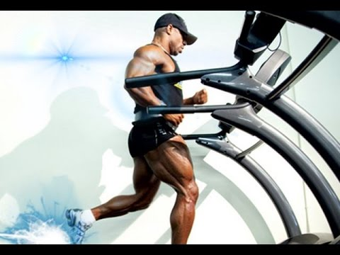 What's the BEST CARDIO for Muscle Building?  (Ron Williams Bodybuilder)