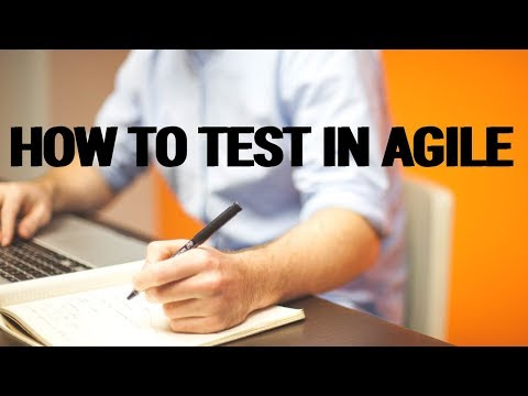 what is agile testing in software testing?