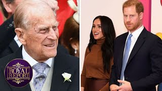 From Prince Philip's Health To Prince Harry's Move To LA: How The Queen Handles Changes | PeopleTV