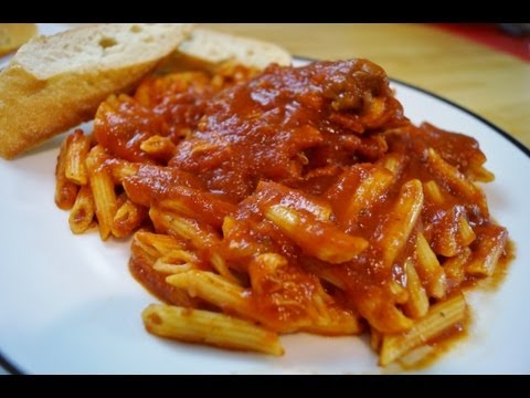 Chicken Cacciatore Recipe-How to Make: Dishin' With Di Recipe Video #5-Diane Kometa