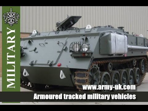 Armoured tracked vehicles for sale