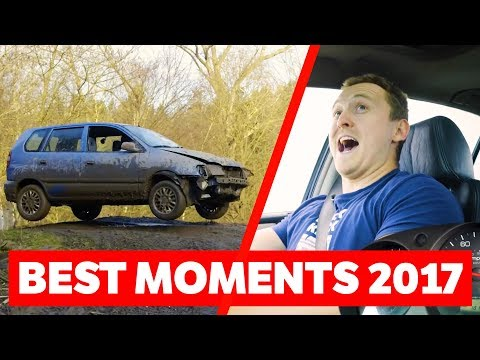 The 10 Most Epic Car Throttle Moments Of 2017