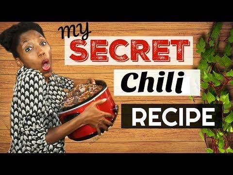 THE BEST Slow Cooker Chili Recipe | Crocktober 2017