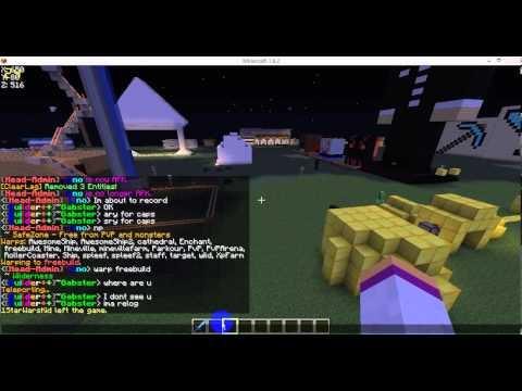 GRIEFED]Minecraft 1.6.2 server - Free Diamond - Spleef - Needs Builders - 15+ Warps! - Free build