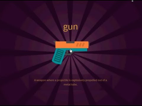LITTLE ALCHEMY 2 - HOW TO MAKE A GUN