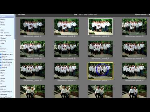 Emailing Photos (Using a Mac)