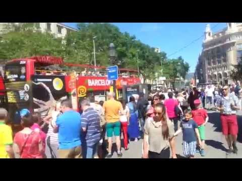24 Hours In Barcelona - Tour The City By Open Top Bus