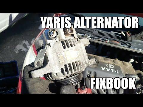Alternator 05-11 Toyota Yaris Replacement