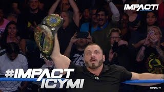 Austin Aries is Back in IMPACT!!! | IMPACT! Highlights Feb. 1st, 2018