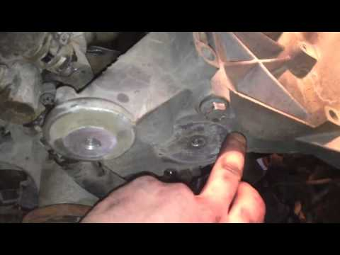 3.0L Ford Timing Cover Gasket How To