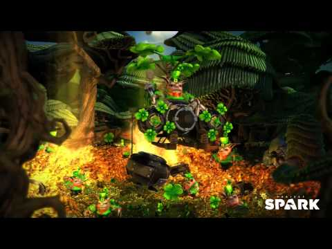 Project Spark: Clovers and Gold