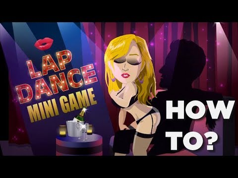 HOW TO COMPLETE THE LAP DANCE MINIGAME IN SOUTH PARK: THE FRACTURED BUT WHOLE?! 2017